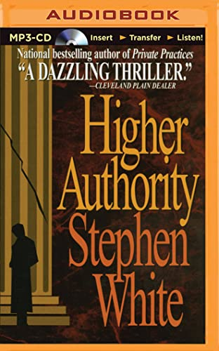9781501297304: Higher Authority (Alan Gregory Series)