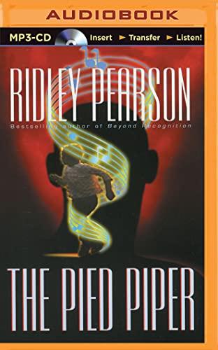 The Pied Piper (Lou Boldt/Daphne Matthews): Ridley Pearson