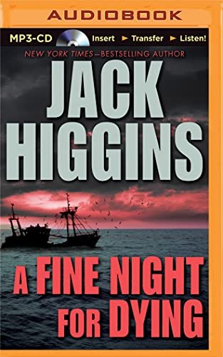 A Fine Night for Dying (Paul Chevasse): Jack Higgins