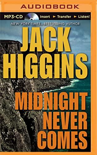 Midnight Never Comes (Paul Chevasse): Jack Higgins