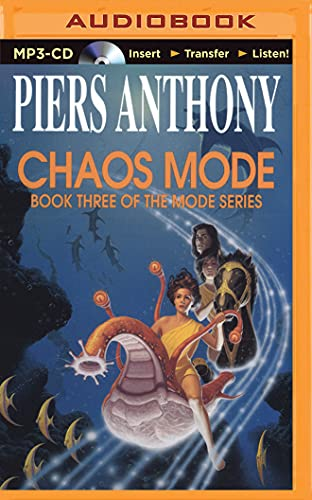 Chaos Mode: Piers Anthony