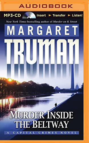 9781501298059: Murder Inside the Beltway (Capital Crimes Series)