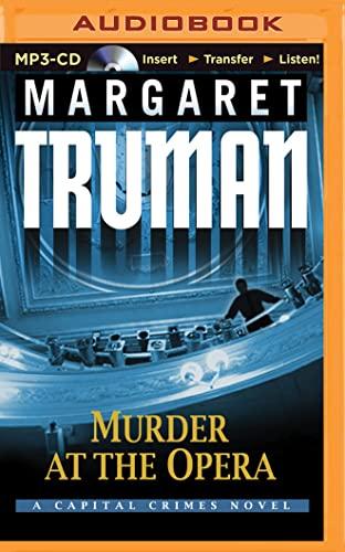 Murder at the Opera (Capital Crimes (Unnumbered Audio)): Margaret Truman
