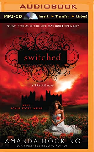 9781501298592: Switched: A TRYLLE Story (Trylle Series)