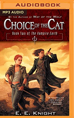 9781501299032: Choice of the Cat (Vampire Earth Series)