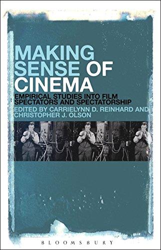 9781501302947: Making Sense of Cinema: Empirical Studies into Film Spectators and Spectatorship