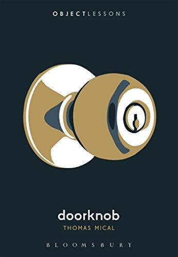 9781501303111: Doorknob (Object Lessons)