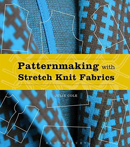9781501305047: Patternmaking with Stretch Knit Fabrics: Studio Instant Access