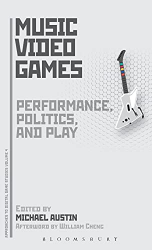 9781501308529: Music Video Games (Approaches to Digital Game Studies)