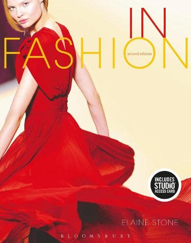 In Fashion 9781501309816 This 2nd Edition of Elaine Stone's best-selling text, In Fashion, offers a clear introduction to the fashion industry that is as dynamic as the business itself. Through concise language and full-color photographs, author Elaine Stone provides students with an overview of fashion, from its history, cyclical nature, and development to the materials, producers, and retailers who impact the business on a global level. Whether their plans include design, product development, merchandising, buying, manufacturing, or entrepreneurship, students will gain a thorough understanding of how the industry works and what lies ahead for them professionally. Introducing In Fashion STUDIO--an online tool for more effective study! ~Study smarter with self-quizzes featuring scored results and personalized study tips ~Review concepts with flashcards of terms and definitions and image identification ~Branch out with links to curated online multi-media resources that bring chapter concepts to life ~Expand your knowledge by further exploring special features In the Fashion Spotlight, Everything Old is New Again, Timeless Treasures, and Tools of the Trade This bundle includes In Fashion 2nd Edition and In Fashion STUDIO Access Card.