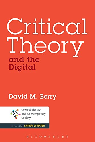9781501310966: Critical Theory and the Digital
