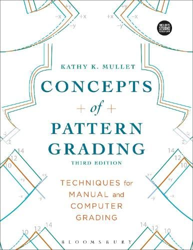 9781501312823: Concepts of Pattern Grading: Bundle Book + Studio Access Card