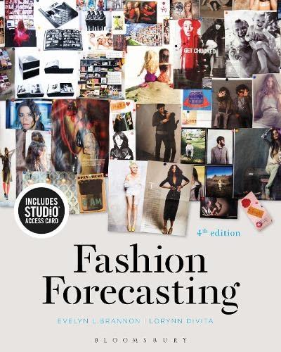 9781501313189: Fashion Forecasting: Bundle Book + Studio Access Card