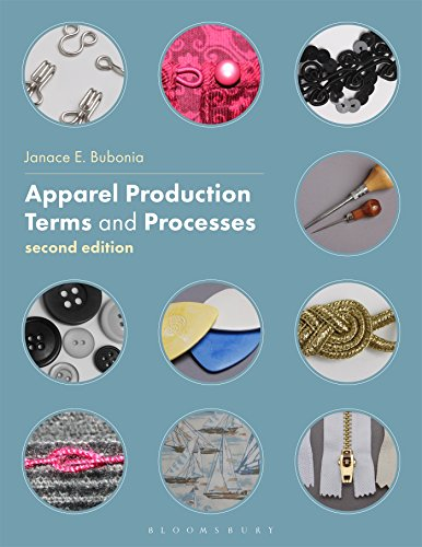 9781501315572: Apparel Production Terms and Processes: Studio Instant Access