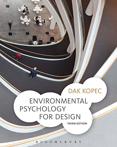 9781501316821: Environmental Psychology for Design