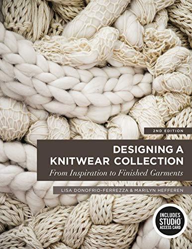 Designing a Knitwear Collection Bundle Book +: Lisa Donofrio-Ferrezza