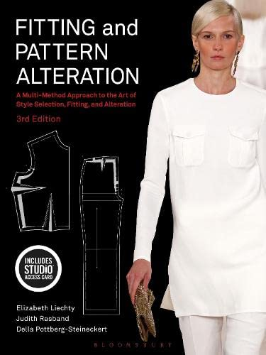 9781501318207: Fitting and Pattern Alteration: Bundle Book + Studio Access Card