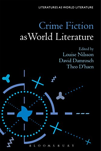 9781501319334: Crime Fiction as World Literature (Literatures as World Literature)
