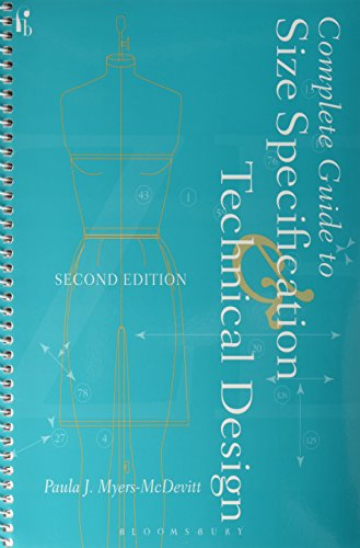 9781501319594: VP Apparel Production Management & Technical Package/Complete Guide to Size Specification & Technical Design
