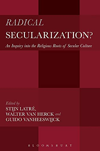 Radical Secularization?: Stijn Latre