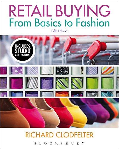 9781501395260: Retail Buying: Bundle Book + Studio Access Card