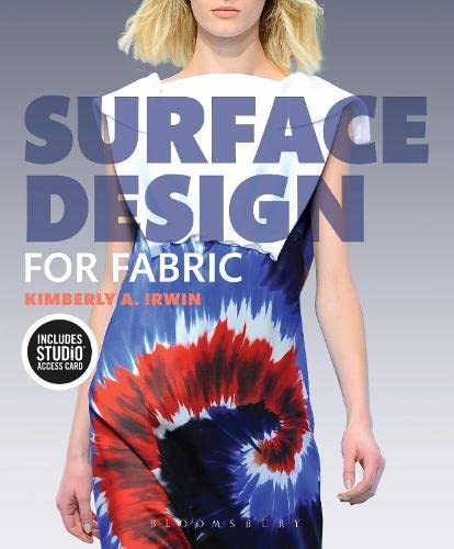Surface Design for Fabric (Mixed media product): Kimberly Irwin