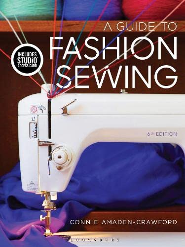 9781501395284: A Guide to Fashion Sewing: Bundle Book + Studio Access Card