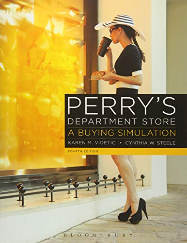 9781501395307: Perry's Department Store: A Buying Simulation: Bundle Book + Studio Access Card