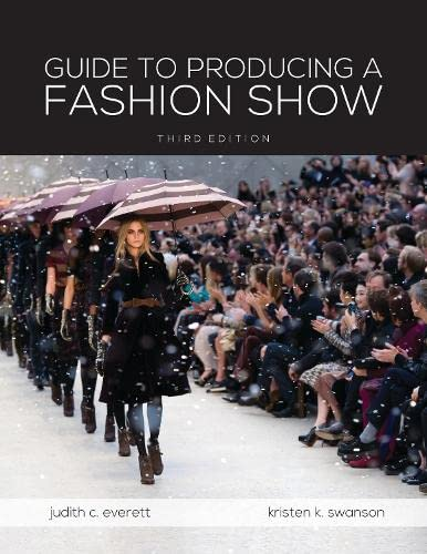 9781501395321: Guide to Producing a Fashion Show: Bundle Book + Studio Access Card