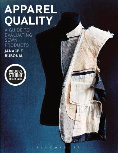 Apparel Quality: [Mar 15 2015] Bubonia Janace E.
