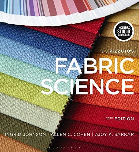 9781501395369: J.J. Pizzuto's Fabric Science: Bundle Book + Studio Access Card