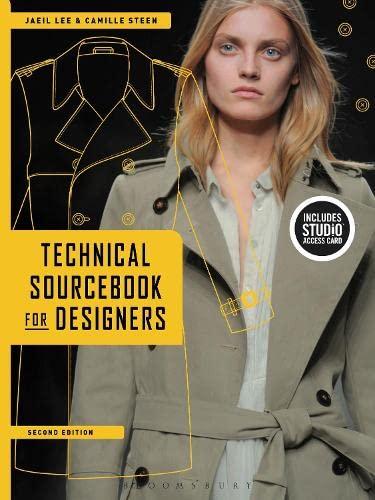 9781501395376: Technical Sourcebook for Designers: Bundle Book + Studio Access Card