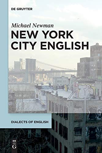 9781501508899: New York City English (Dialects of English)