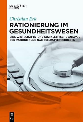 Rationierung im Gesundheitswesen: Christian Erk