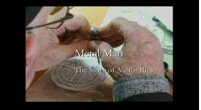 9781501627507: Metal Man: The Story of Victor Ries