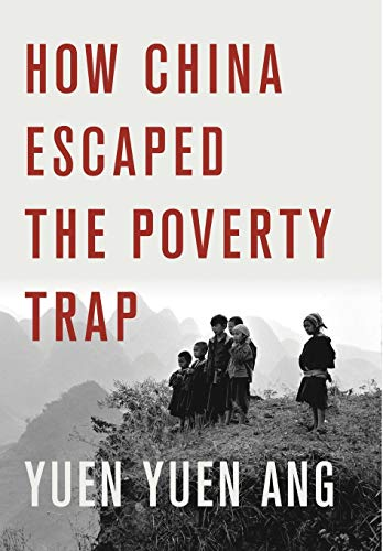 9781501700200: How China Escaped the Poverty Trap (Cornell Studies in Political Economy)