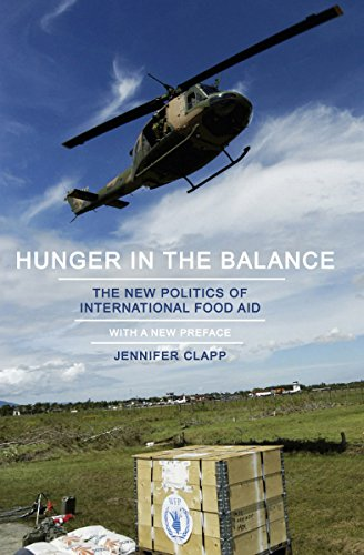9781501700651: Hunger in the Balance: The New Politics of International Food Aid