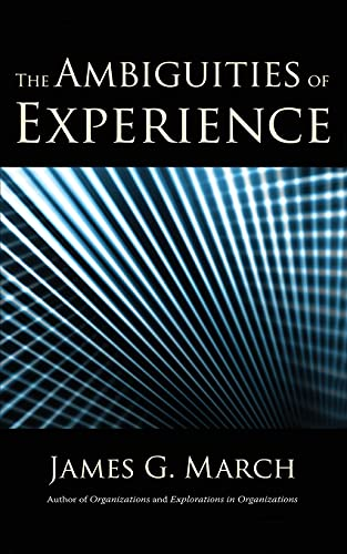 9781501716171: The Ambiguities of Experience (Messenger Lectures)