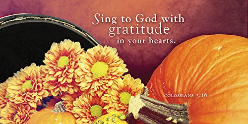 Sing to God Thanksgiving Offering Envelope 2015 (Package of 50): Abingdon Press