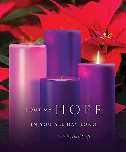 9781501802270: Hope Advent Sunday 1 Bulletin 2015, Large (Pkg of 50)