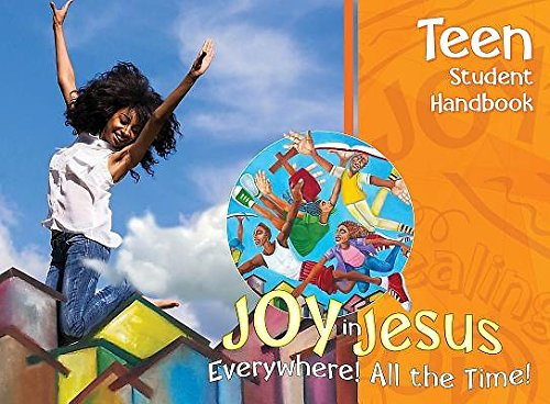 9781501808609: Vacation Bible School (VBS) 2016 Joy in Jesus Teen Student Handbook: Everywhere! All the Time!