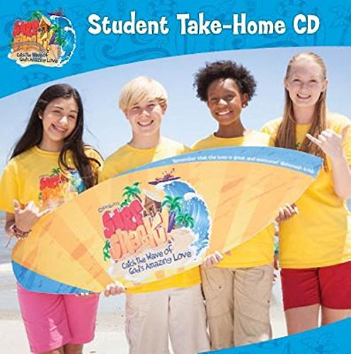 9781501808685: Vacation Bible School (VBS) 2016 Surf Shack Student Take-Home CD: Catch the Wave of God's Amazing Love