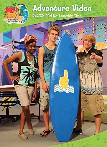 9781501808692: Vacation Bible School (VBS) 2016 Surf Shack Adventure Video DVD/CD-ROM for Assembly Time: Catch the Wave of God's Amazing Love