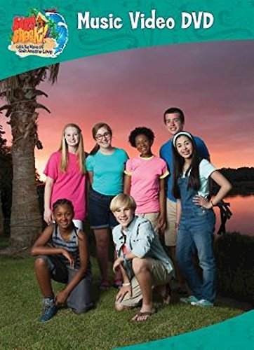 9781501808708: Vacation Bible School (VBS) 2016 Surf Shack Music Video DVD: Catch the Wave of God's Amazing Love