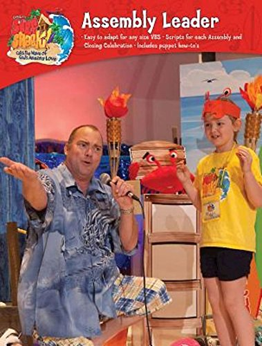 9781501808739: Vacation Bible School (VBS) 2016 Surf Shack Assembly Leader: Catch the Wave of God's Love