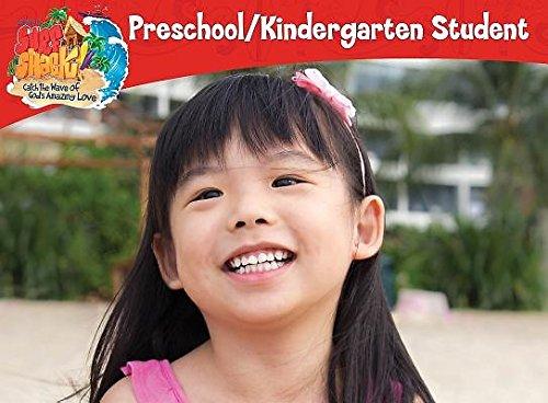 9781501811555: Vacation Bible School (VBS) 2016 Surf Shack Preschool/Kindergarten Student Book: Catch the Wave of God's Amazing Love (Surf Shake)