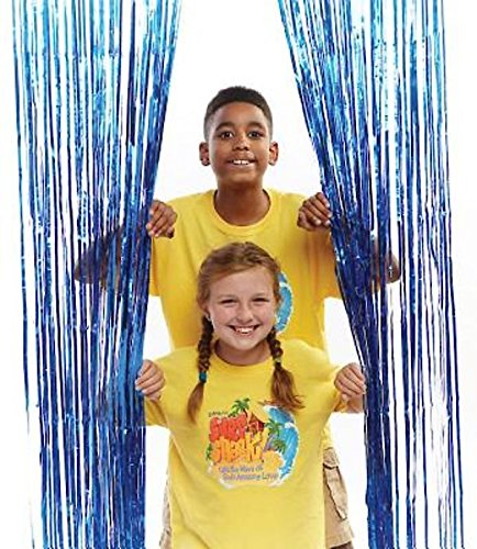 9781501811715: Vacation Bible School (VBS) 2016 Surf Shack Decorating Curtain: Catch the Wave of God's Amazing Love