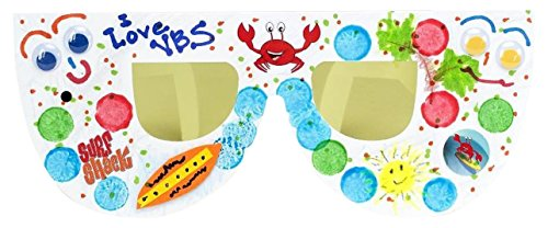 9781501811906: Vacation Bible School (VBS) 2016 Surf Shack Shine Bright Sunglasses (Pkg of 6): Catch the Wave of God's Amazing Love