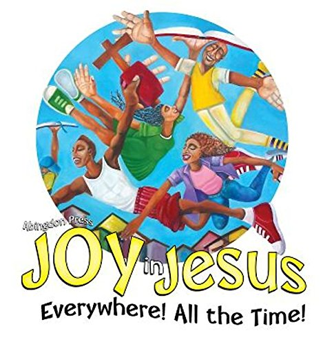 9781501812224: Vacation Bible School (VBS) 2016 Joy in Jesus Activity Stickers Sheets (Pkg of 12): Everywhere! All the Time!