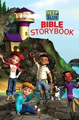 Deep Blue Bible Storybook: Daphna Flegal